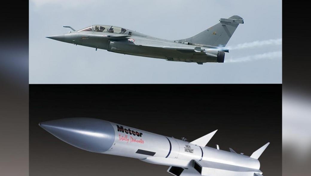 """Τούρκοι αναλυτές: """"Η Ελλάδα με τους πυραύλους Meteor θα αποκτήσει εναέρια υπεροχή"""""""