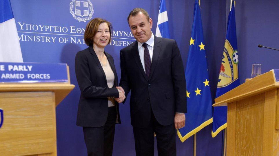 Την Δευτέρα πέφτουν οι υπογραφές για τα Rafale – Στην Αθήνα η Γαλλίδα υπουργός Εθνικής Άμυνας