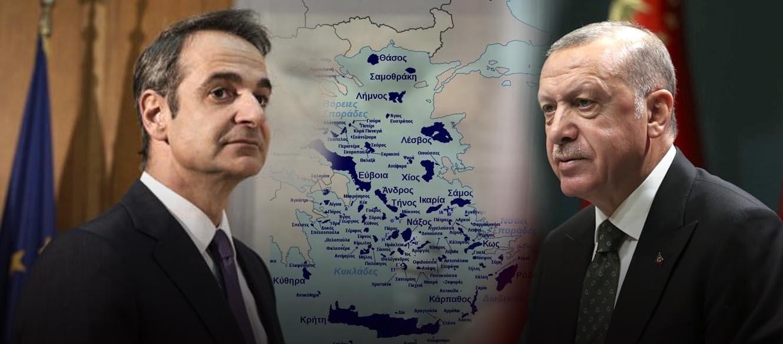 Άγκυρα για διερευνητικές: «Στην ατζέντα ολόκληρο το Αιγαίο»! – Δηλώσεις του εκπροσώπου του Ερντογάν