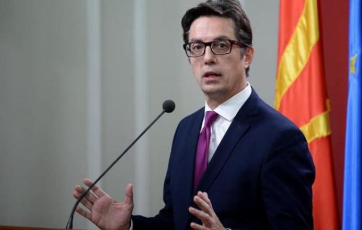 """Πενταρόφσκι: """"Δεν εγκαταλείπουμε τους Μακεδόνες στην Ελλάδα με τη Συμφωνία των Πρεσπών"""""""