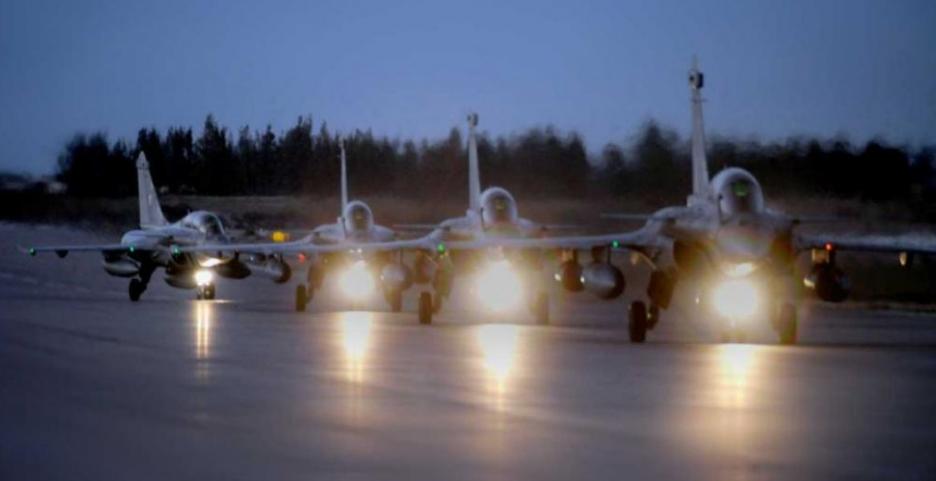Γαλλία και Αίγυπτος σε κοινές αεροπορικές ασκήσεις σε βάση της βόρειας Αφρικής