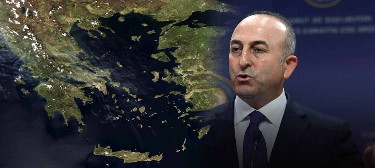 Μ. Τσαβούσογλου: «Αν η Ελλάδα συνεχίσει να κάνει στρατιωτικές ασκήσεις οπουδήποτε στο Αιγαίο, θα αντιδράσουμε»