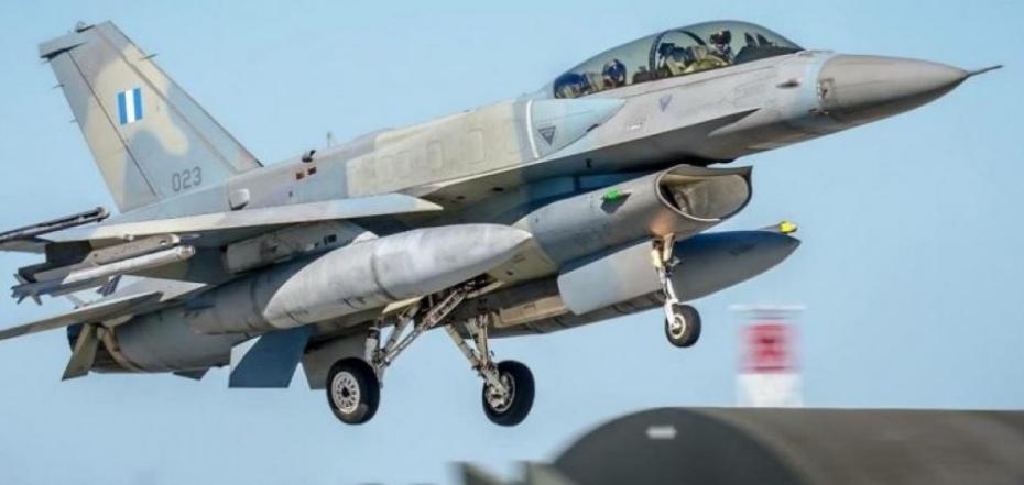 Αναχώρησε το πρώτο αναβαθμισμένο F-16 της ΠΑ στο επίπεδο Viper για τις ΗΠΑ