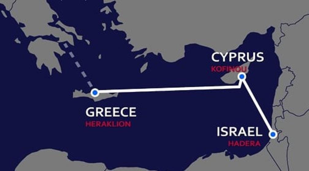 Αντίδραση της Άγκυρας στην ηλεκτρική διασύνδεση Ελλάδας, Κύπρου, Ισραήλ