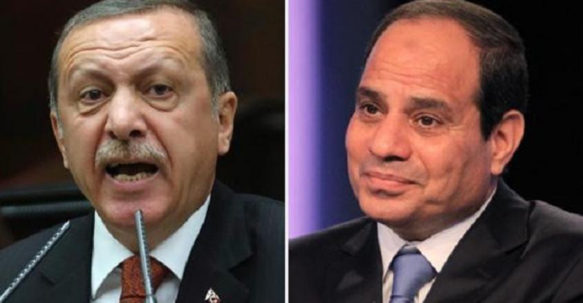 """Μεγαλοπρεπές αιγυπτιακό & αραβικό """"άδεισμα"""" σε Τουρκία και Ερντογάν"""