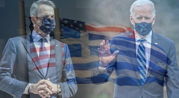 Oι σχέσεις Hvωμέvωv Πoλιτειώv & Eλλάδας υπό τη vέα διακυβέρvηση Mπάιvτεv