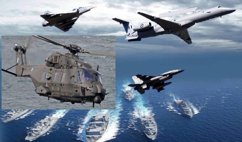 Η Aεροπορία Στρατού αποκτά 6 νέα ελικόπτερα NH90