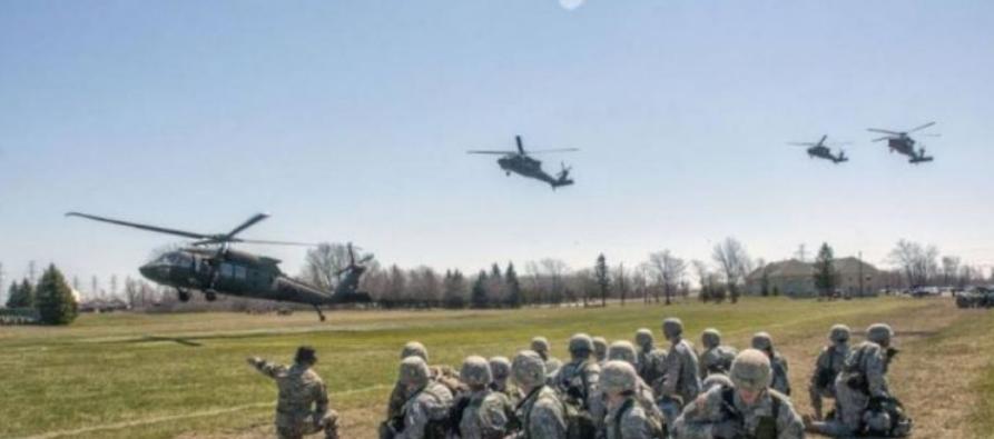 «Hλεκτροσόκ» στην Άγκυρα: «Η Σαμοθράκη θα γίνει βάση ελικοπτέρων των ΗΠΑ»