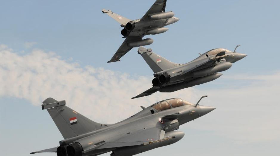 """Νέο """"mega-deal"""" Γαλλίας-Αιγύπτου – 30 ακόμη Rafale για την αιγυπτιακή Αεροπορία"""