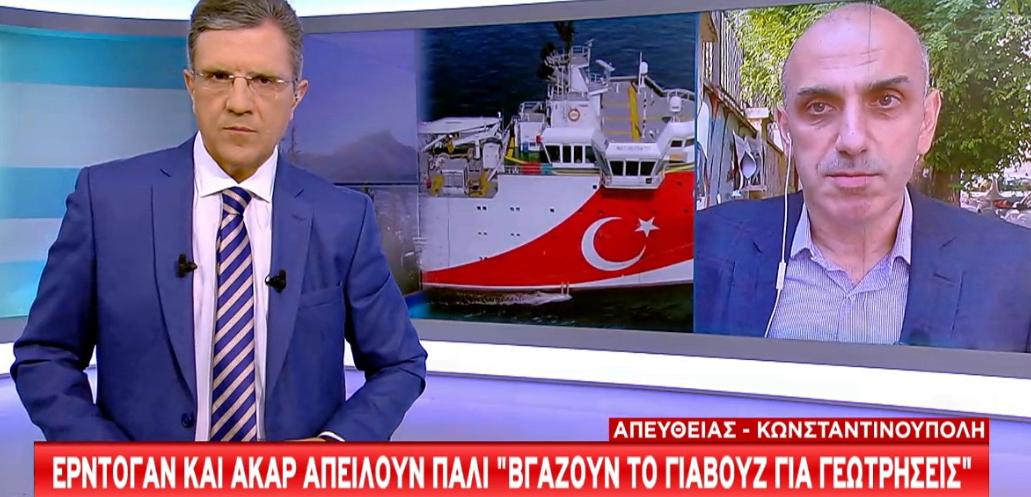 """Ρ. Ερντογάν """"Στη Μεσόγειο θα κάνουμε άλλη μία κίνηση"""""""