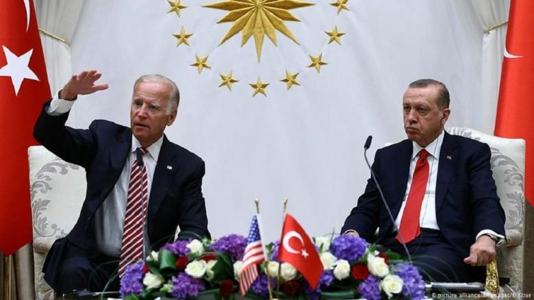 """""""Εκτεταμένη"""" συζήτηση Μπάιντεν & Ερντογάν: με το βλέμμα στραμμένο στην Αν. Μεσόγειο"""