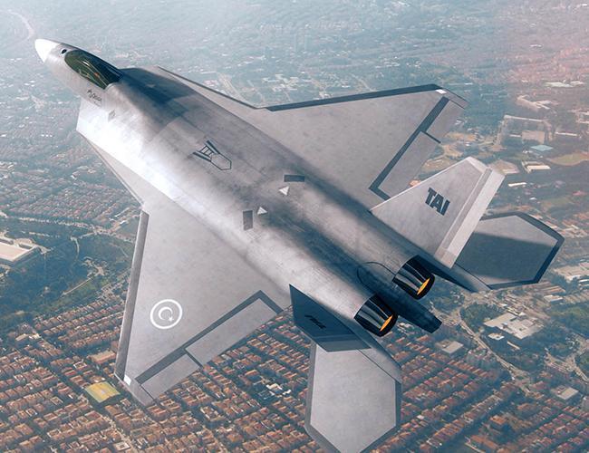 Stealth «εθνικό μαχητικό» TF-X θα παρουσιάσουν οι Τούρκοι το 2023