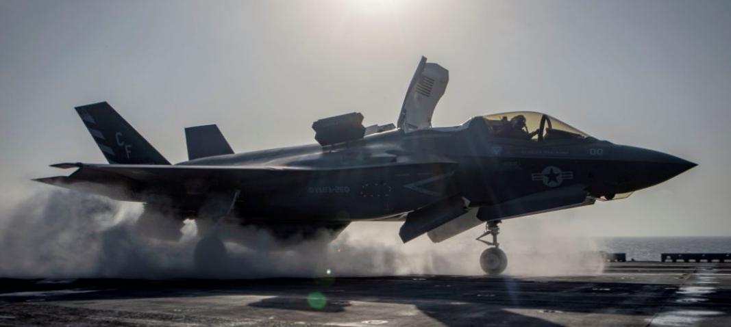 Η Lockheed Martin ετοιμάζεται να παραδώσει 169 F-35 το 2022